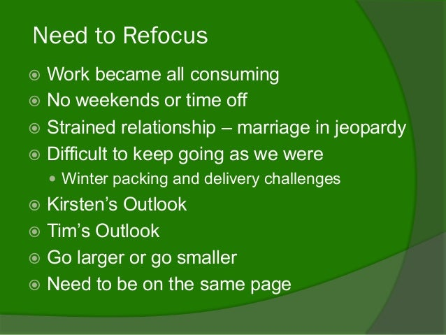 Holistic business/Life: Our journey with Strategic Farm Planning Slide 3