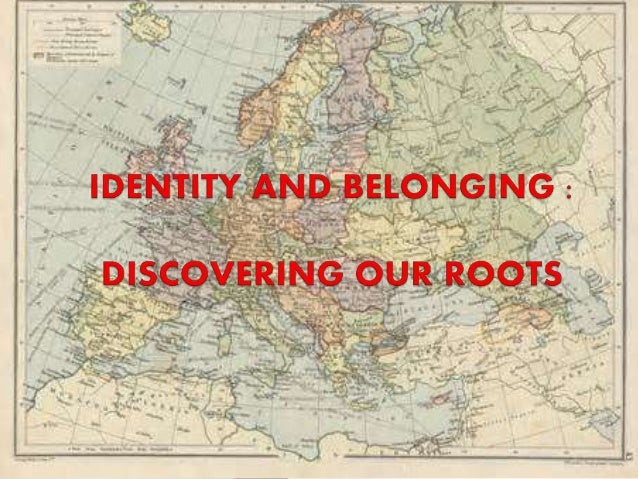 Discovering Our Identity Is Both Challenging And Ongoing Case Study Solution & Analysis