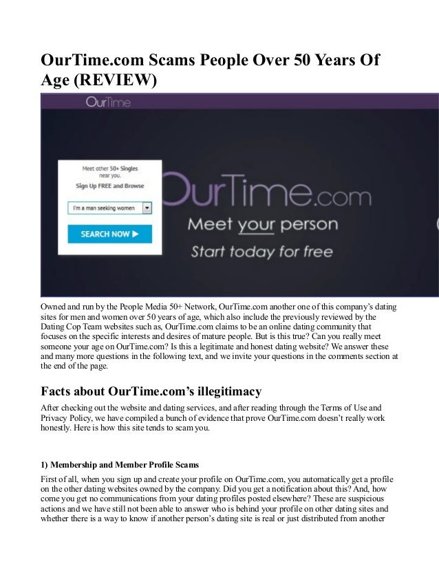 Ourtime Dating – Ourtime Sign Up – gnula.ml login – There are many reputable dating websites that are available on the net but Ourtime dating website is a really distinguished online website that helps love seekers connect to each other and keep in touch with like-minded persons.