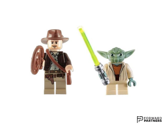 A Whip and a Lightsabre - a True Story (Sort of) Slide 2