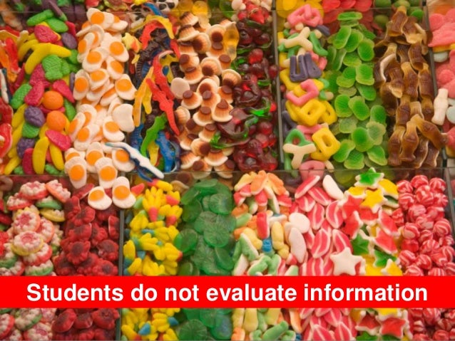 Academic perspective • Information overload • Information skills • Graduate of the future • Potential of librarians • Info...