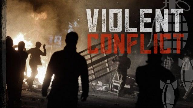 violent conflict