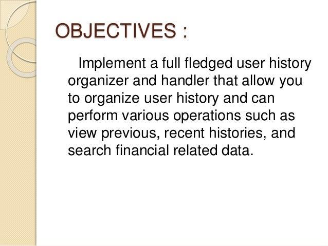 Organizing User Search Histories - IEEE Journals & Magazine