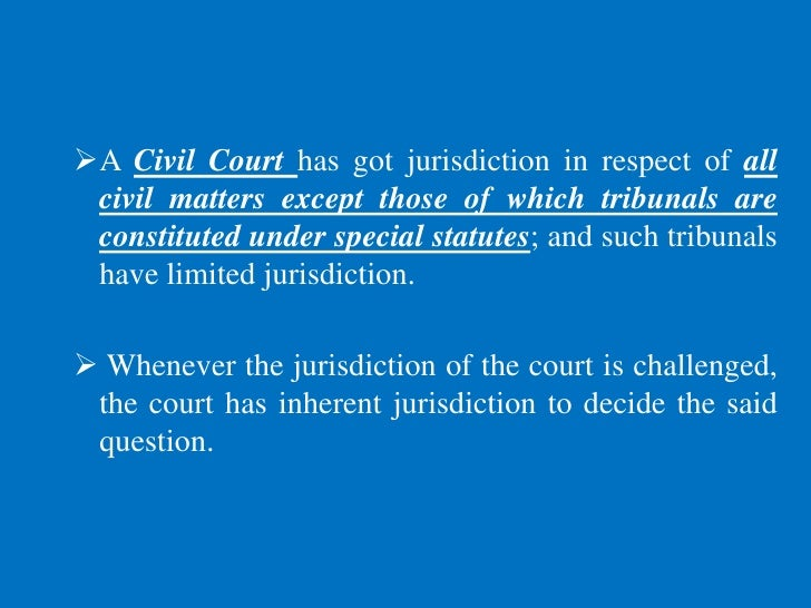 presumptions law and ouster clauses Choice of forum provisions and the intrastate dilemma: is ouster ousted introduction traditionally, contract clauses that specify the forum for the resolution of.