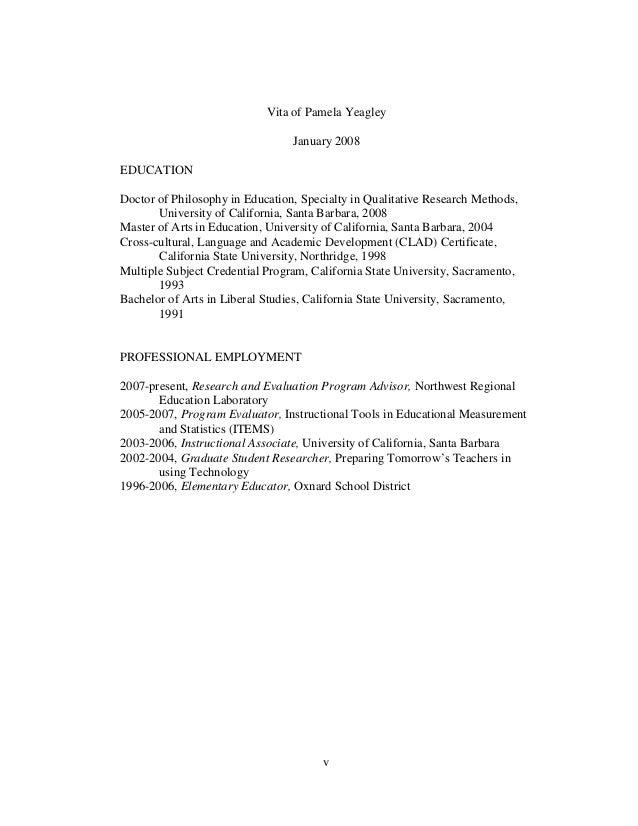 UNIVERSITY OF CALIFORNIA Santa Barbara Teachers, mandates, and site m…