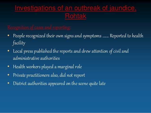 """investigating an outbreak of meningitis Tags fda, fungal, investigation, meningitis, outbreak, steroid, tennessee 5 comments on """"outbreak investigation: meningitis"""" comments listed below are posted by individuals not associated with cdc, unless otherwise stated."""