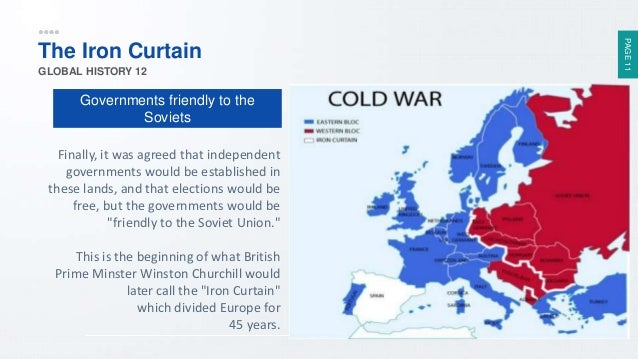 an introduction to the history of the cold war in eastern europe The cold war: europe between the us and the ussr  postwar: a history of europe since 1945 – introduction,  eastern europe under soviet grip, the cold.