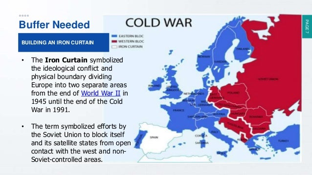 Outcome 2 Cold War Expansion Containment