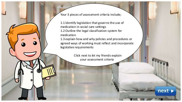identify legislation that governs the use of medication in social care settings Information about legislation around medicine regulation access to information how to request information from the department of health including freedom of information, information about yourself and the type of information we commit to publish on a regular basis.