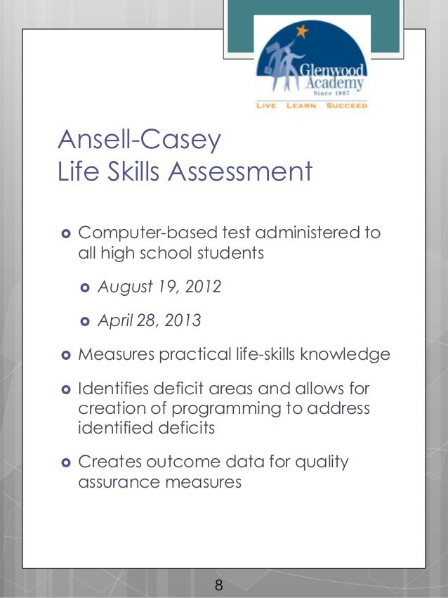 Hilaire image intended for ansell casey life skills assessment printable