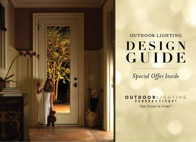 Special Offer Inside Outdoor Lighting D E S I G N G U I D E ...