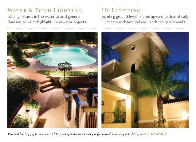 Outdoor Lighting Design Guide Outdoor lighting design guide 12 workwithnaturefo