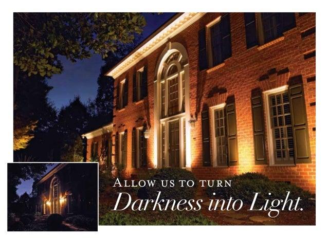 Outdoor lighting design guide for Exterior lighting design guide
