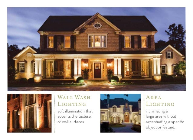 outdoor lighting design guide