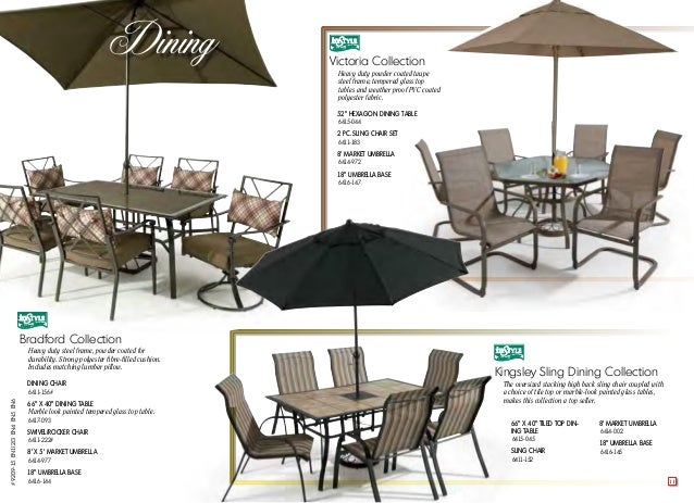 DINING CHAIR SET 6411 742  11. Leamington HomeHardware   Outdoor living Flyer