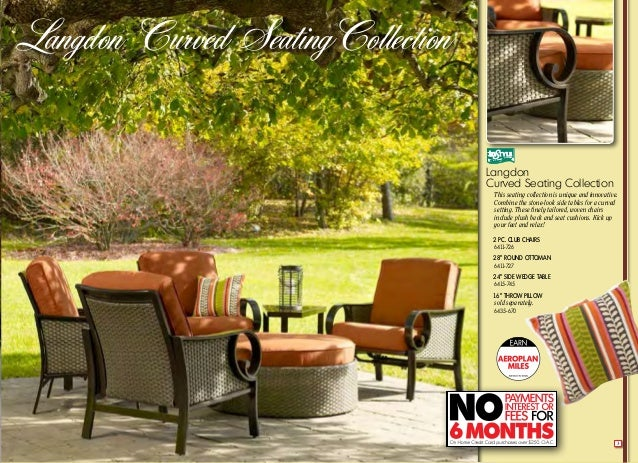 . Leamington HomeHardware   Outdoor living Flyer