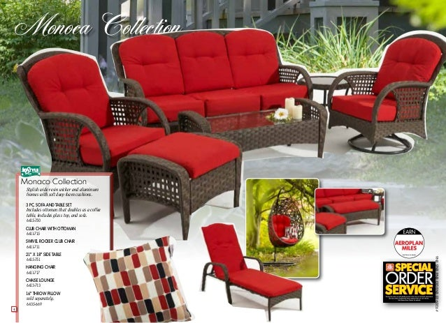 6435 670 3  4. Leamington HomeHardware   Outdoor living Flyer