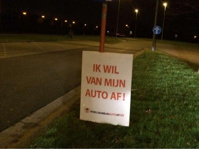 Auto verkopen Vendre voiture Belgie