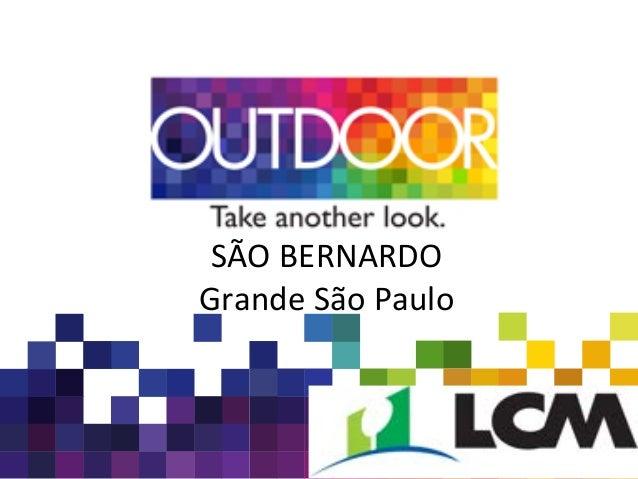 1 SÃO  BERNARDO   Grande  São  Paulo