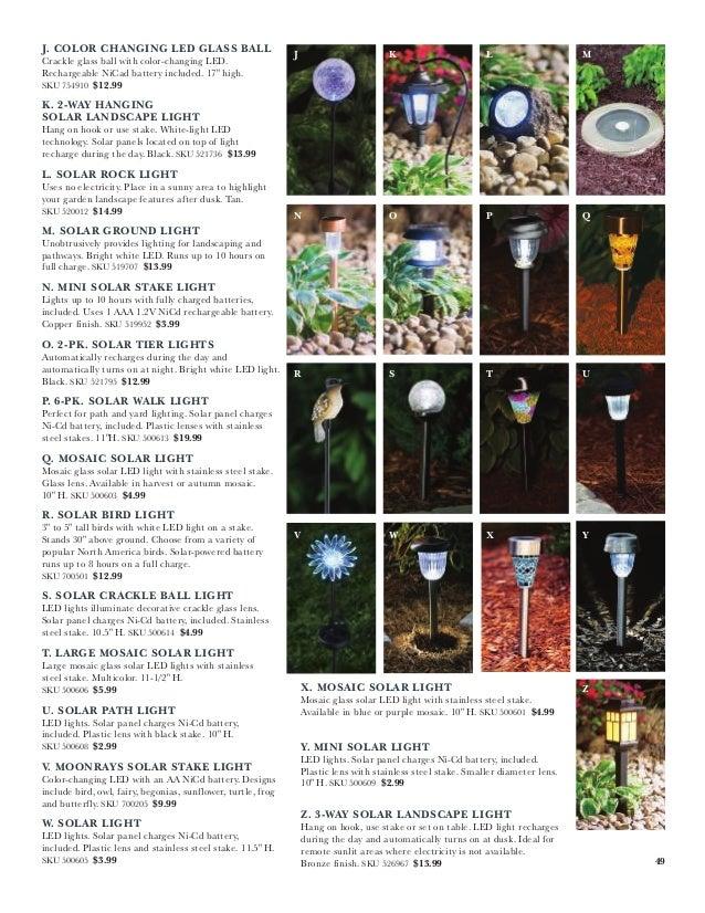 Outdoor Living Catalog