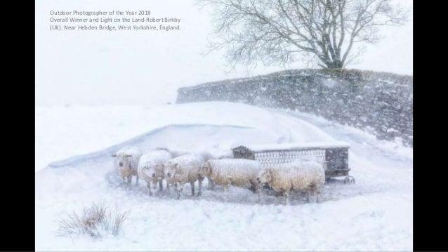 Outdoor Photographer of the Year 2018 Overall Winner and Light on the Land-Robert Birkby (UK). Near Hebden Bridge, West Yo...