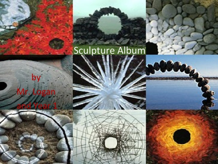 Sculpture Album by  Mr. Logan  and Year 1