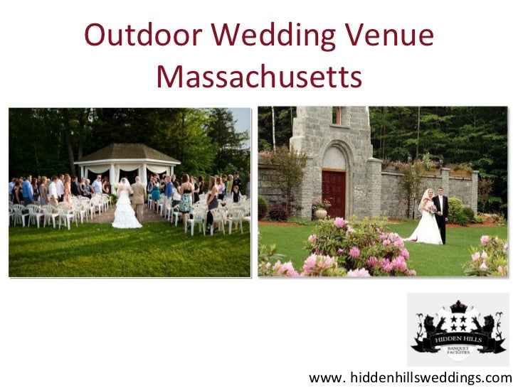 Outdoor wedding venue massachusetts for Outdoor wedding venues ma