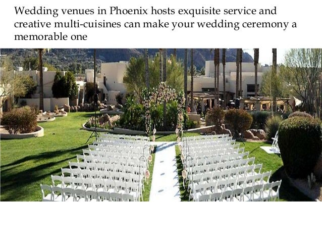 Outdoor wedding venues in phoenix wedding ceremony a memorable one 8 junglespirit Gallery
