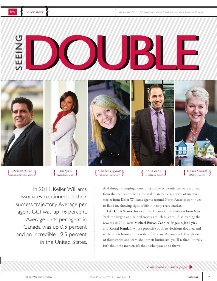 kw            cover story                                                         By Laura Price, Jennifer LeClaire, Shell...