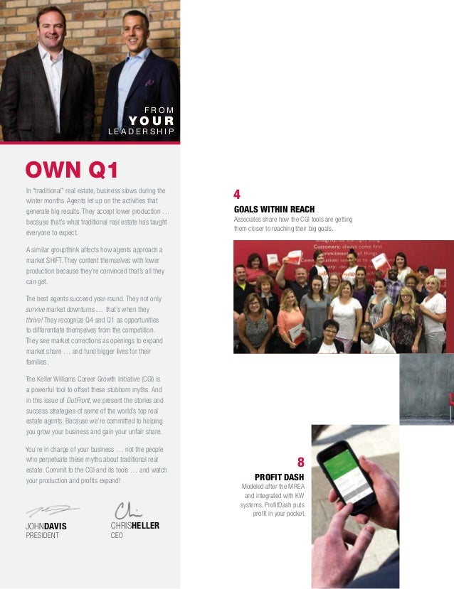 Keller williams outfront magazine online edition fandeluxe Images