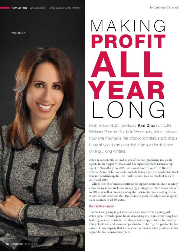 Keller williams outfront magazine online edition 23 24 fandeluxe Images