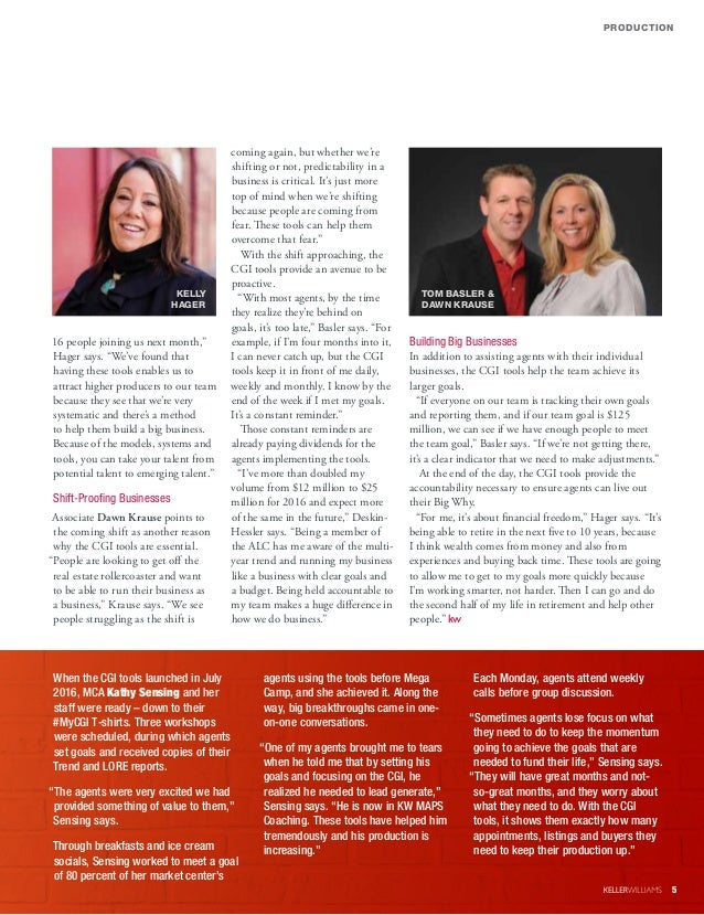 Keller williams outfront magazine online edition 5 production 16 people joining us publicscrutiny Gallery