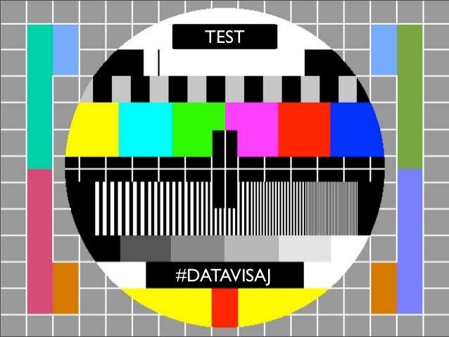 TEST#DATAVISAJ