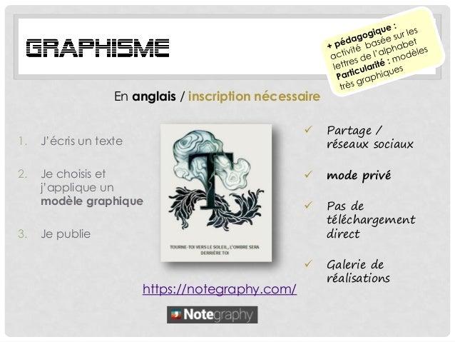 Tablette ou web : 11 outils pour créer des citations ! Slide 3