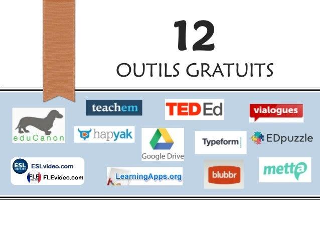 12 outils de vidéo + quiz Slide 3