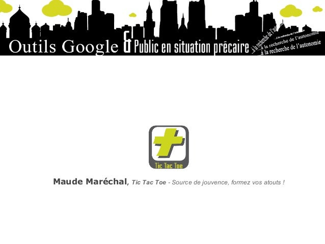 Maude Maréchal, Tic Tac Toe - Source de jouvence, formez vos atouts !