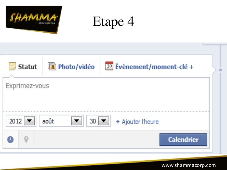 Etape 4          www.shammacorp.com