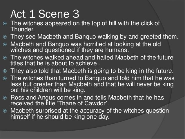 the uses of natural imagery in act 3 and act 4 of macbeth essay Macbeth shows this connection between the political and natural world: when macbeth disrupts the social and political order by murdering duncan and usurping the throne, nature goes haywire incredible storms rage, the earth tremors, animals go insane and eat each other.