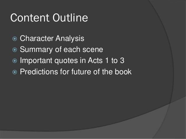 an analysis of the characters in the one and future king The once and future king wonderful, laugh-out-loud humor and deep sorrow—while telling one of the great tales of the western from mallory who is not only referred to constantly in white but actually takes the stage as a very important character to end the once and future king.