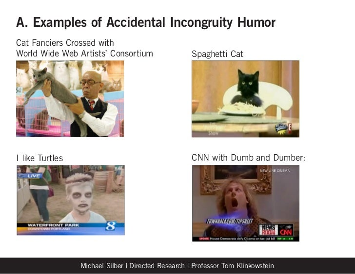 what is the definition of incongruity