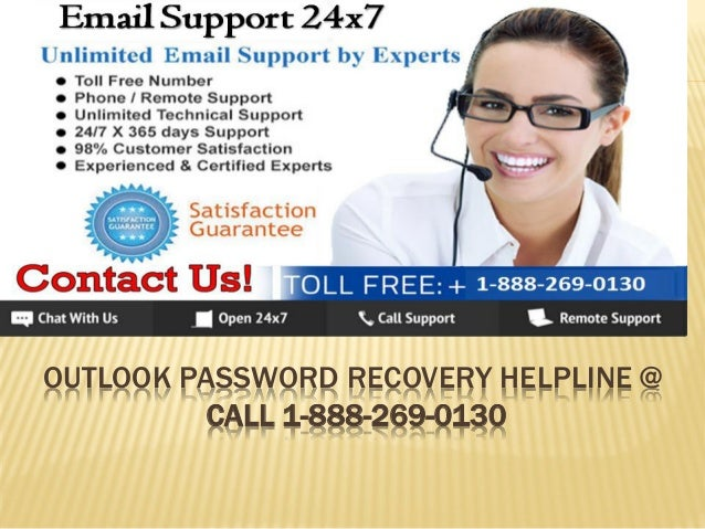 outlook 1-888-269-0130 technical support number California