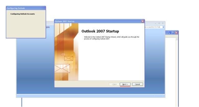 Outlook.com email setting on microsoft outlook Slide 2