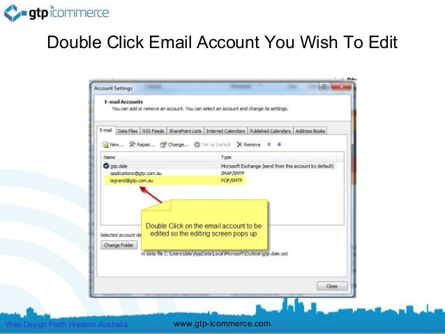 how to stop outlook from deleting emails from server