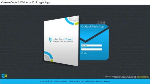 Calendar Extender Design : Customize microsoft outlook web app