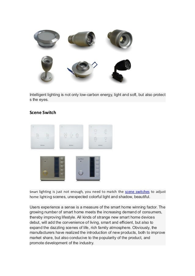 Outlook 2014 -six new products from wulian smarthome is worth keeping home security Slide 3