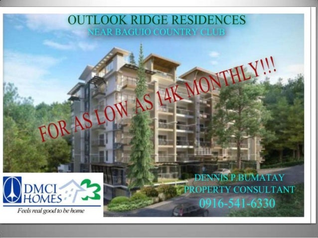 OUTLOOK RIDGE RESIDENCES LOCATIONMAP