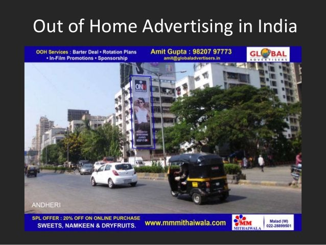 Out of Home Advertising in India Buses are the main intra-city transport medium in most Indian cities. All metropolitan ci...