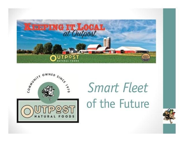 Smart Fleet of the Future