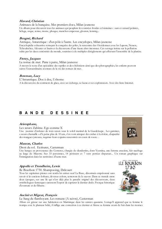 Havard, ChristianAnimaux de la banquise. Mes premiers docs, Milan jeunesseUn album pour découvrir tous les animaux qui peu...