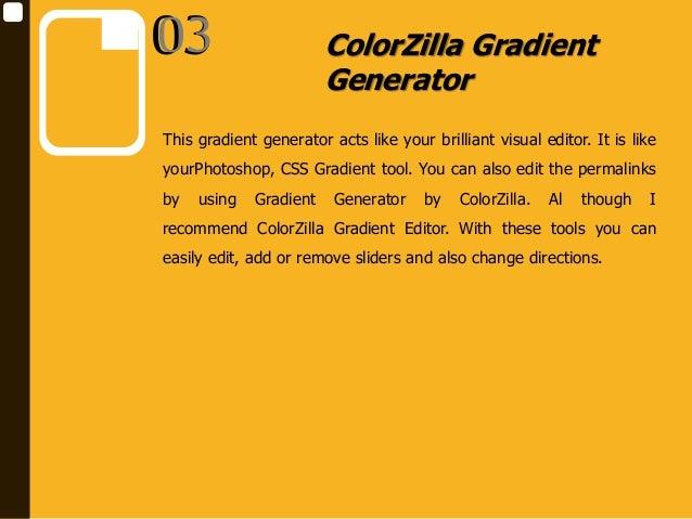 10 Best CSS Code Generators for Front End Development